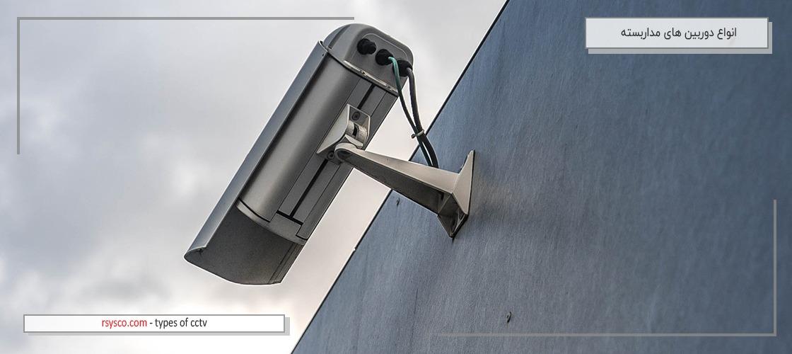 دوربین مداربسته براساس تکنولوژی ساخت