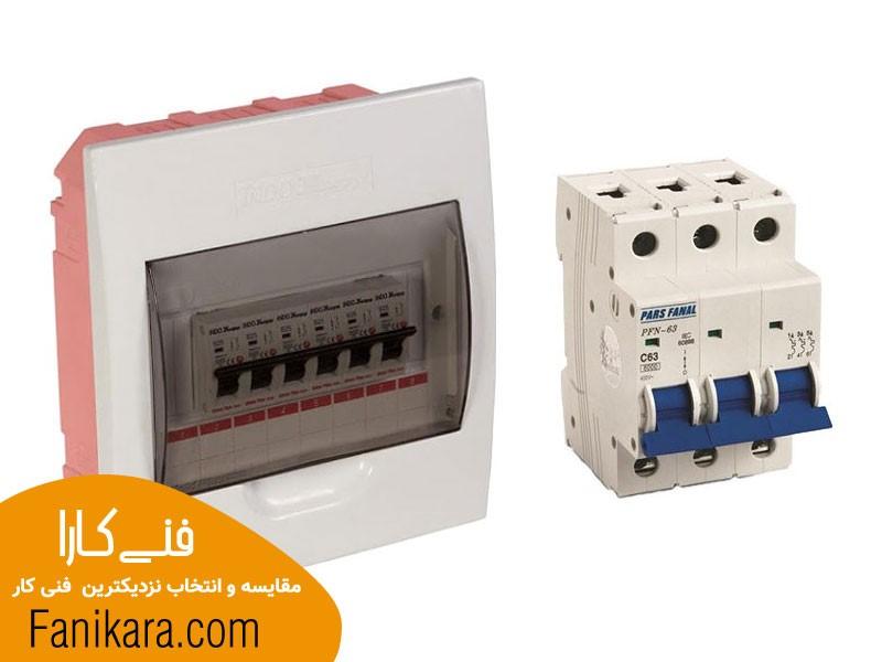 برقکار سیار چگونه اتصالی برق را پیدا می کند؟